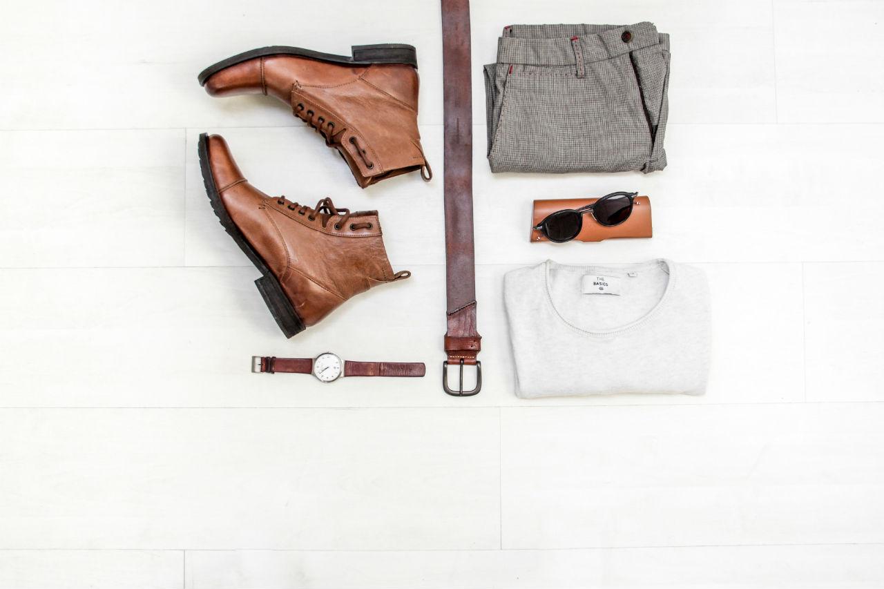 mannen kleding